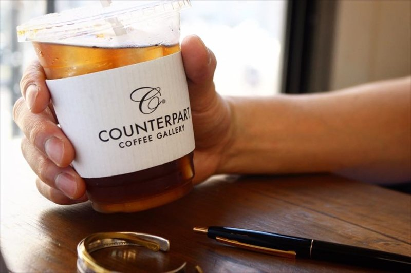「Counterpart Coffee Gallery」