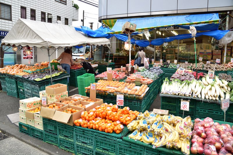 菅田青果 Sugata Fruit and vegetable shop