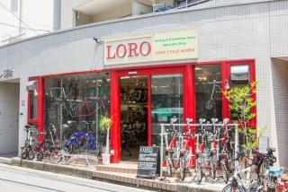 LORO CYCLE WORKS 大阪