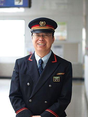 東武鉄道東松山管区副管区長・金子豊さん