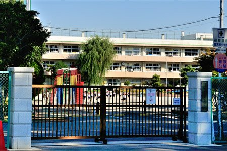 市川市立富貴島小学校