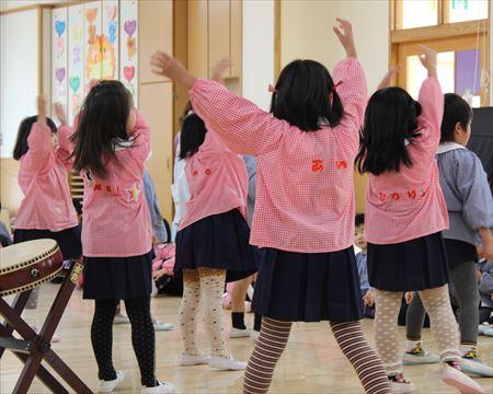 文の里幼稚園 保育3