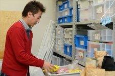 工場の廃材は宝の山 地域交流を活性化させる「物づくり」の輪/配財プロジェクト 斉藤靖之さん