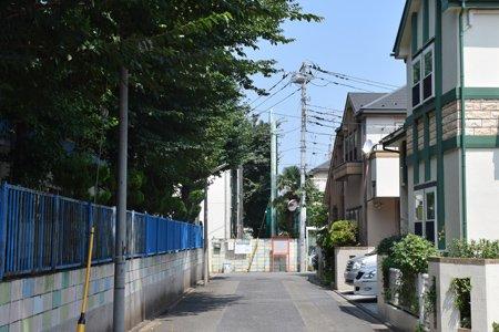 西東京市立東小学校 周辺