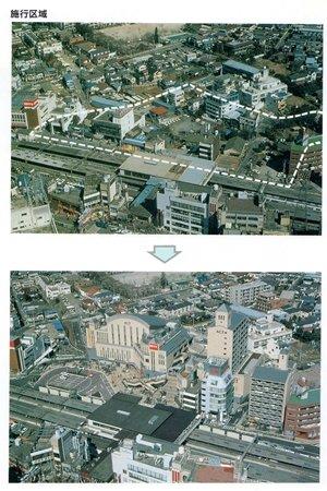 板橋区都市整備部 拠点整備課計画グループ 拠点整備担当係長 月間英明さん