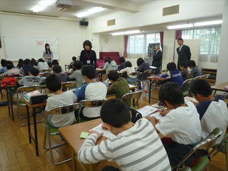 伊丹市立昆陽里小学校 峰松誠治校長先生 インタビュー