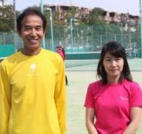 ジュニアプレーヤーを対象にスポーツマンシップの精神を学び、強くたくましく育てる/ノア・テニスアカデミー 藤本 幸久さん