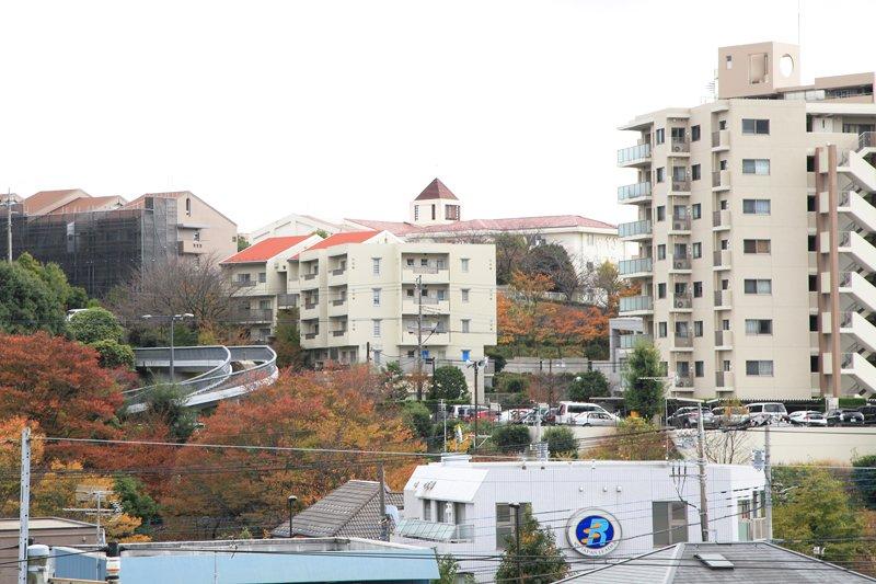大松台小学校の時計台
