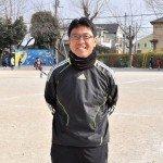 柏レイソルとも業務提携をする 地域に根ざしたサッカースクール/アクティブスポーツクラブ コーチ 立澤 祥二さん