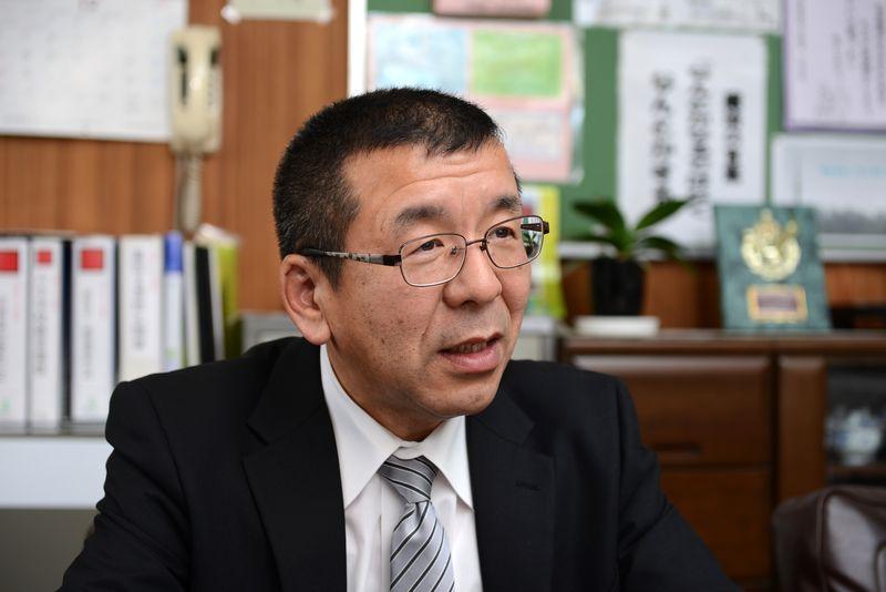 稲葉清校長先生