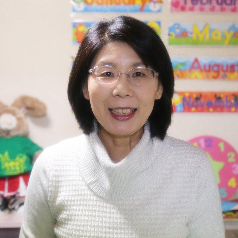 モンテッソーリ教育とグローメージプログラムを採用/わかばコスモ インターナショナルスクール 園長 村瀬陽子さん