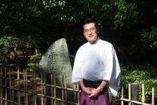 「土地・樹木・伝統・人とのつながり」を守っていく/浜松八幡宮 宮司 桑島佳令さん