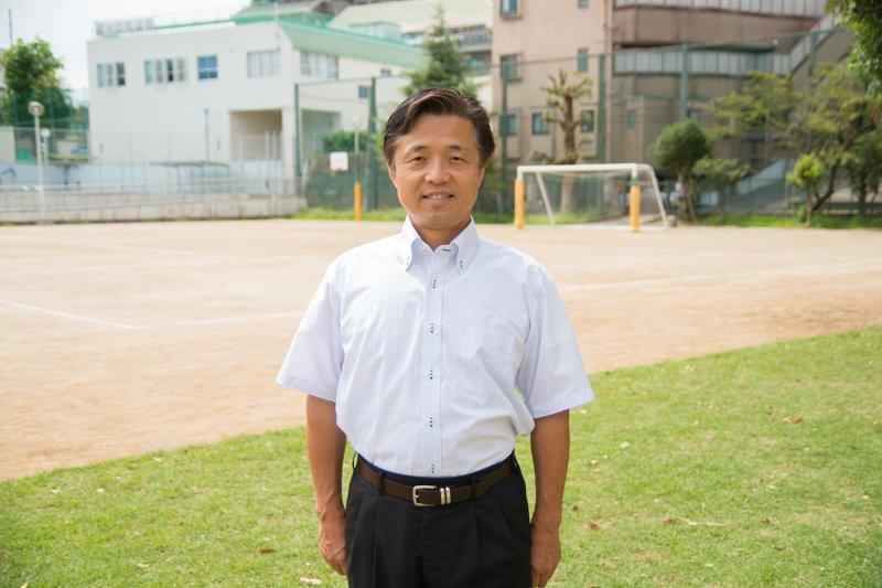 校長 鈴木祐介先生