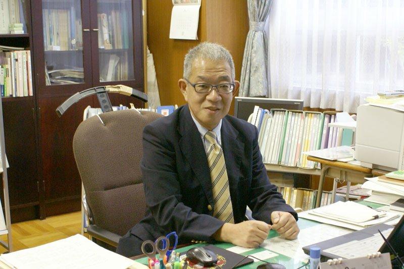 「東京都立西高等学校」 宮本久也校長先生