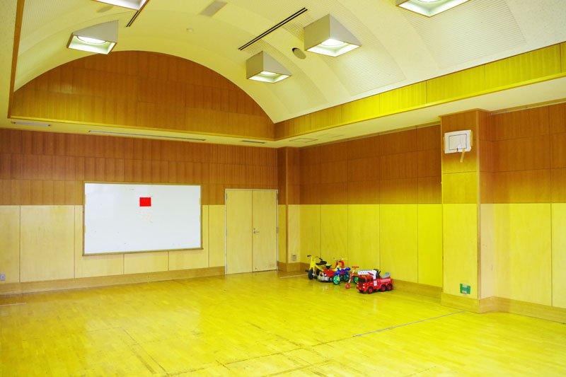 「ひかり児童館」館内