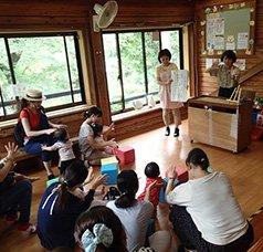 遊びの中から学ぶ子どもの育ちを見守る