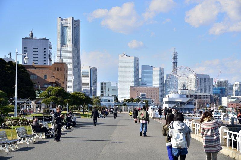 港街として発展した横浜