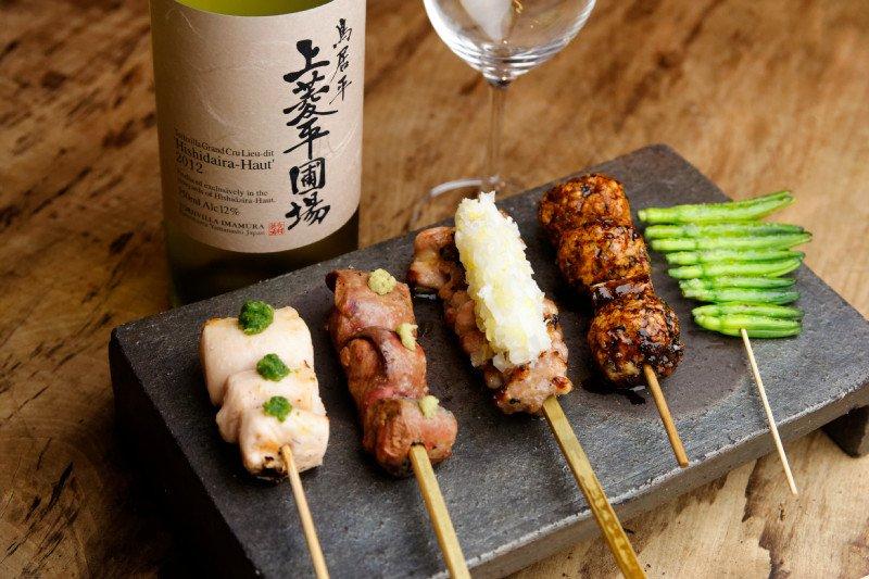 仕事終わりの一杯をもっと美味しく…!おすすめ串料理はいかがですか?