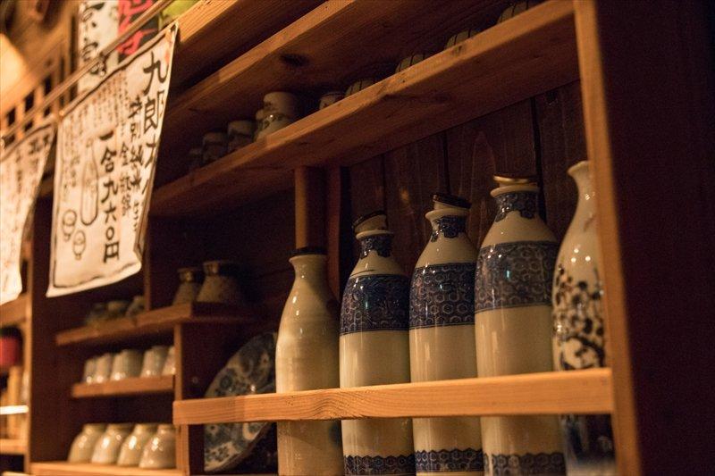 仕事終わりに気分転換!日本酒で大人の一杯はいかが?