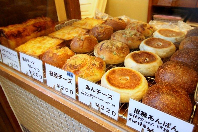 いよいよ春の到来です!美味しいパンを買ってピクニックはいかがですか?