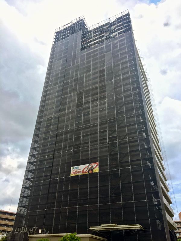 タワーマンションの大規模修繕方法とは?