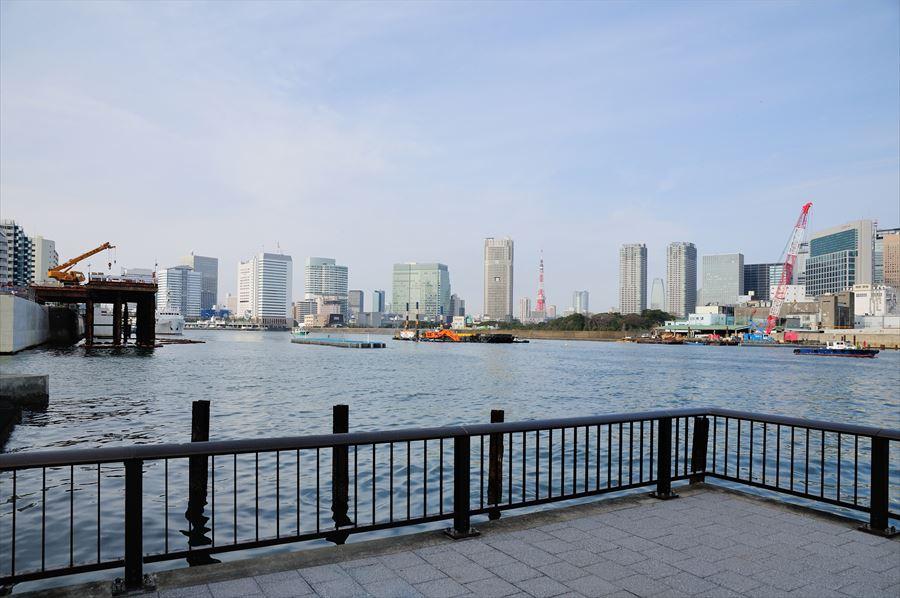 隅田川橋梁