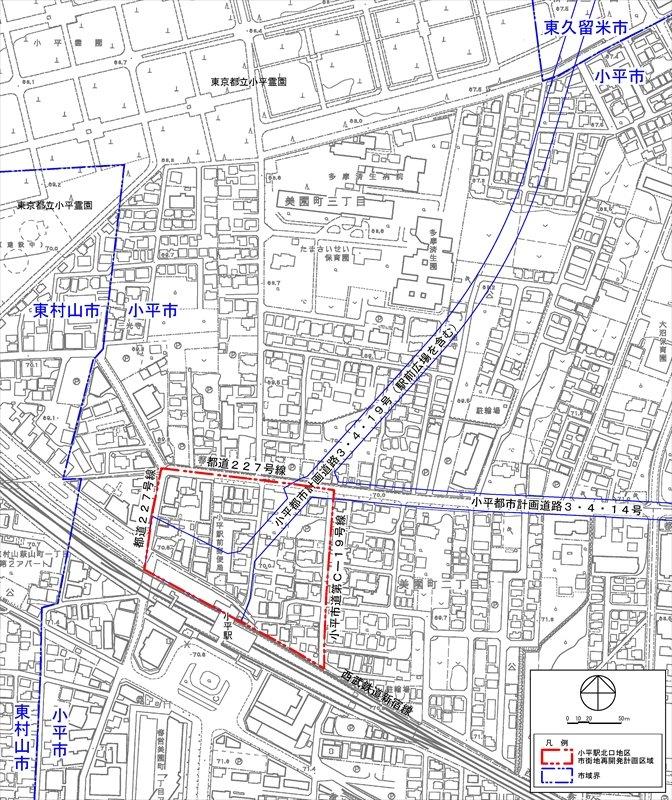 計画区域の広域位置図