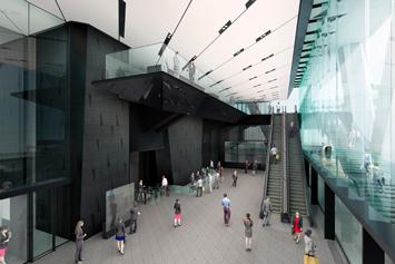 エントランスホール内部のイメージ