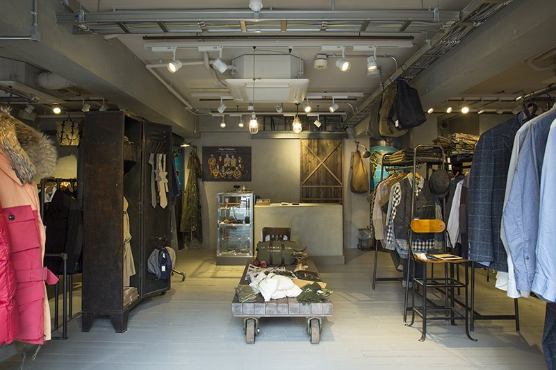 Nigel Cabourn THE ARMY GYM