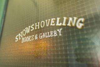 SNOW SHOVELING BOOKS & GALLERY