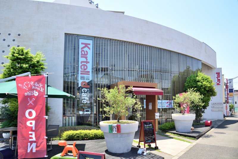 d style cafe(ディー・スタイル・カフェ)