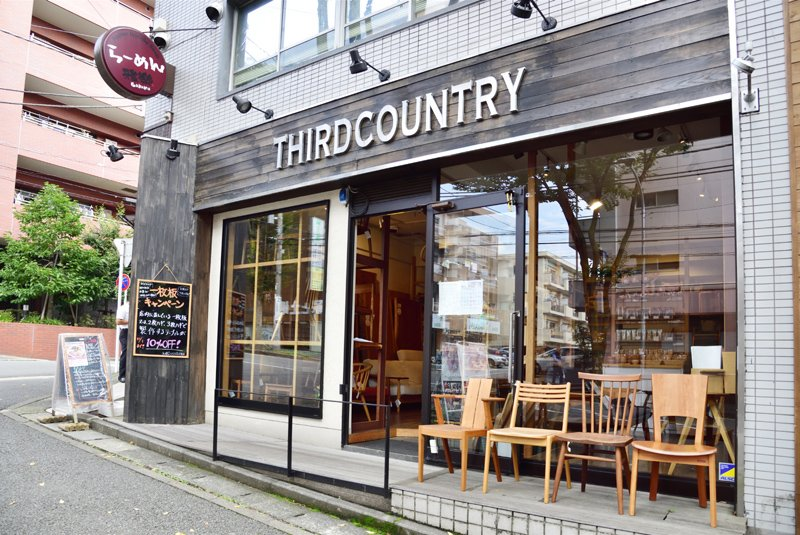 THIRD COUNTRY