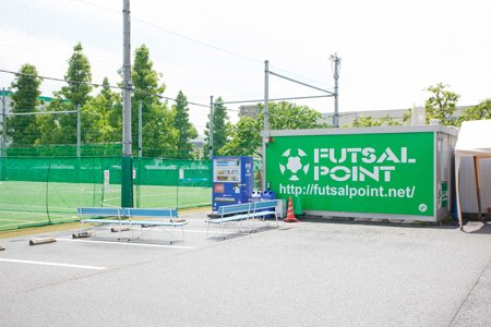 FUTSAL POINT SALU 川崎