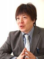 散歩気分で気軽に来ていただきたいですね/ワカバウォーク 広報担当・吉野信宏さん