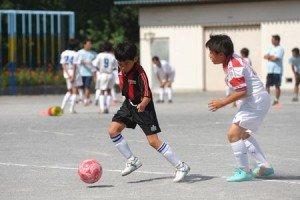 サッカーを通じて、心身共に健やかな子育てを/常盤スポーツ少年団サッカー部 部長 北村清次さん