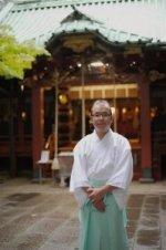 未来の神社像がここに。赤坂氷川神社の新たな取り組み/赤坂氷川神社 禰宜・恵川さん
