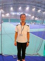 テニス・ゴルフを通じて多くの人々に輝きのある生活を提供したい/阪急大井テニス&ゴルフスクール 支配人 田中博志さん