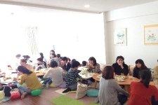 赤ちゃん連れのママに憩いの場を/おやこカフェ・ほっくる阿佐ヶ谷 スタッフのみなさん