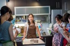 お子さま連れでも安心な料理教室/フードメイト・キッチン主宰 安齋花子さん