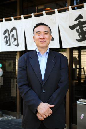 「羽二重団子」7代目当主 インタビュー