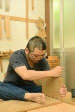 """デザイナーから""""指物職人""""へ<br />伝統を受け継ぎ、もの作りの枠を広げる/指物師 益田大祐さん"""