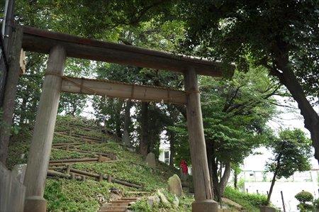 清瀬富士塚2