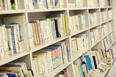 つくば市立竹園西児童館_図書館