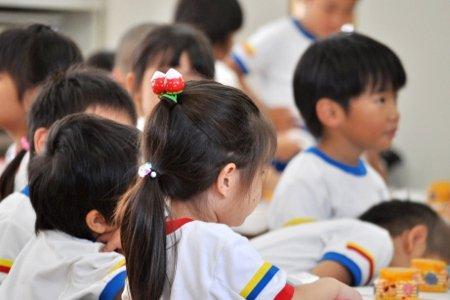 九重幼稚園 授業風景
