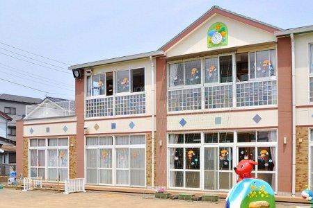 九重幼稚園 園舎