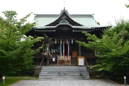 桜神宮 正面