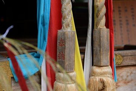 桜神宮 社殿正面