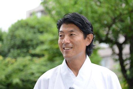 桜神宮 宮司さん