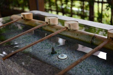 桜神宮 鑓水