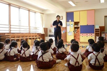 さくら幼稚園 授業